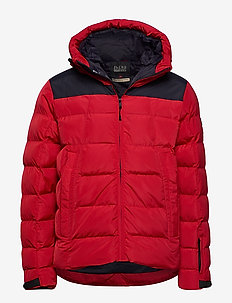 Outerwear - MARS RED