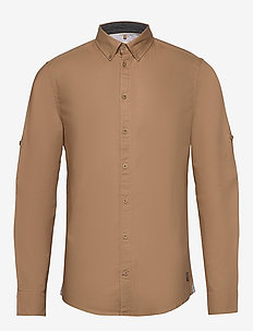 Shirt - TIGER BROWN