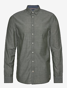 Shirt - FOREST GREEN