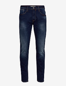 Jeans - Clean - DENIM DARK BLUE