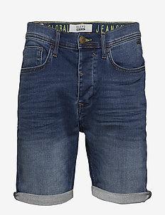 Denim Jogg shorts - jeansowe szorty - denim middle blue