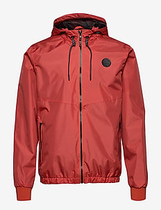 Outerwear - windjacks - cranberry red