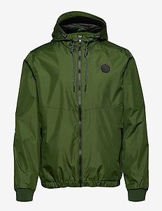Outerwear - windjacks - forest green