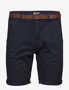 Shorts - casual shorts - dark navy blue