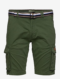 Shorts - FOREST GREEN