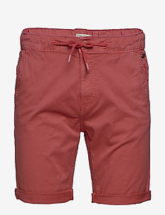 Shorts - casual shorts - cranberry red