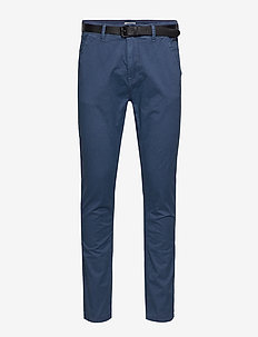 Pants - DENIM BLUE