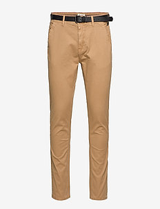 Pants - TIGER BROWN