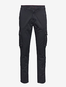 Pants - cargo pants - dark navy blue