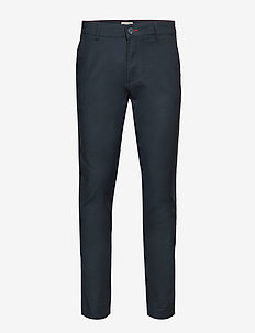 Pants - DARK NAVY BLUE