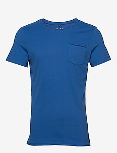 BHNOEL Tee - ELECTRIC BLUE