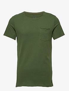 BHNOEL Tee - FOREST GREEN