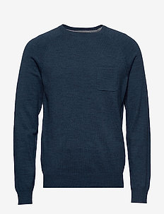 Pullover - DENIM BLUE