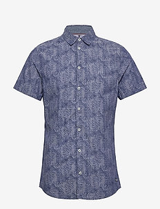 Shirt Ambitious Slim Fit - navy