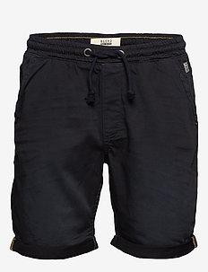 Denim Jogg shorts - casual shorts - dark navy blue