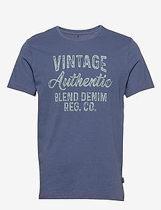 Tee - logo t-shirts - federal blue