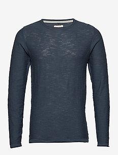 Pullover - DENIM BLUE