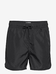 Swimwear - swim shorts - black
