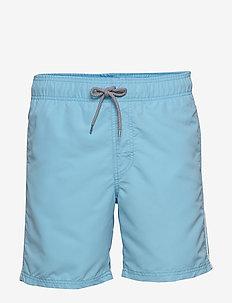Swimwear - swim shorts - cyan blue