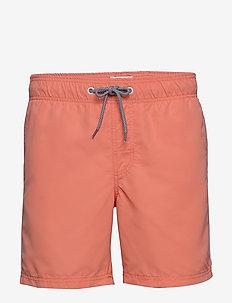 Swimwear - swim shorts - living coral