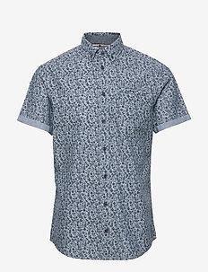 Shirt - DENIM BLUE