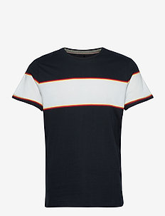 Tee - basic t-shirts - dark navy