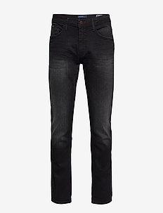 Jeans - Clean - slim jeans - denim black