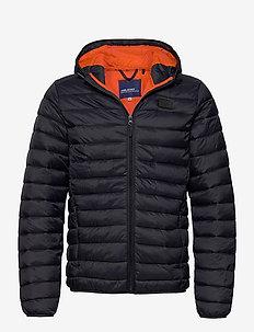 Outerwear - vestes matelassées - dark navy