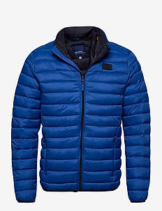 Outerwear - padded jackets - blue lolite