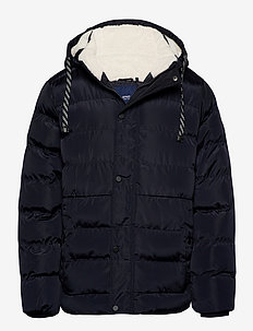 Outerwear - padded jackets - dark navy