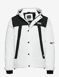 Outerwear - vindjakker - bright white