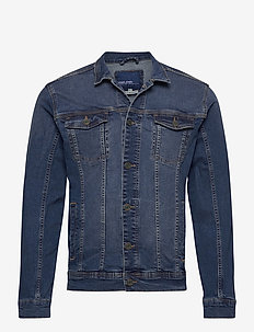 Outerwear - NOOS - denimjakker - denim dark blue
