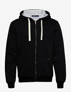 Sweatshirt - sweats à capuche - black