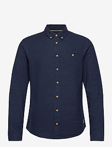Shirt - basic skjorter - dark denim