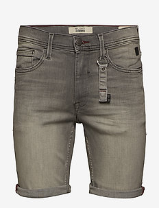 Shorts - Multiflex - farkkushortsit - denim grey