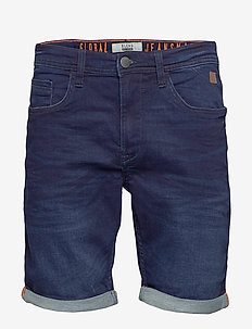 Shorts Jogg - denim shorts - denim dark blue