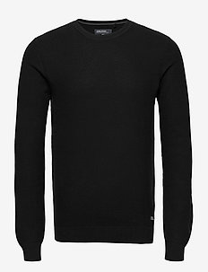Pullover - basic knitwear - black