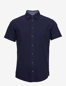 Shirt - basic shirts - navy