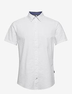 Shirt - basic shirts - white