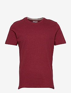 Tee - basic t-shirts - tawny port