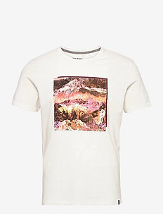 Tee - short-sleeved t-shirts - snow white