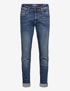 Jeans Multiflex - skinny jeans - denim middle blue
