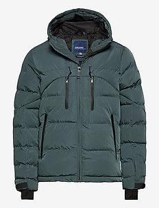 Outerwear - padded jackets - dark slate
