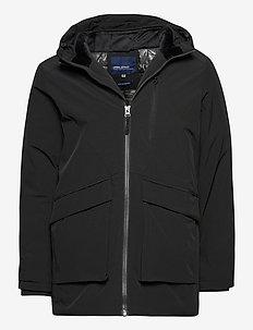 Outerwear - parki - black
