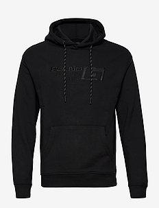 Sweatshirt - tops - black