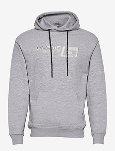 Sweatshirt - hoodies - stone mix