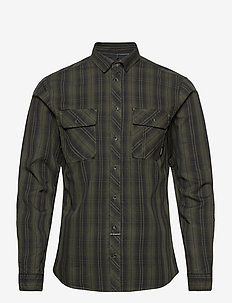 Shirt - checkered shirts - rosin