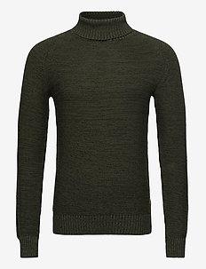 Pullover - basic knitwear - rosin