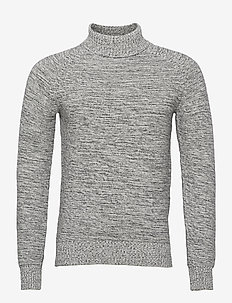 Pullover - basic knitwear - snow white