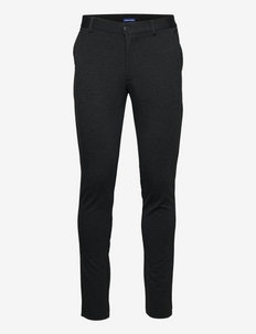 Pants - suitbukser - charcoal